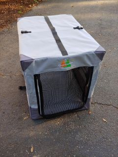 Canine Camper Sportable Portable Kennel Collapsible Medium