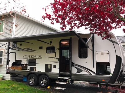 2016 Outdoors Rv Manufacturing CREEK SIDE 23DBS