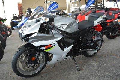 2018 Suzuki GSX-R600 SuperSport Motorcycles Clearwater, FL
