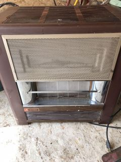 Natural gas stove (Vented)