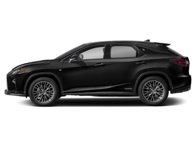 2019 Lexus RX 50H (Obsidian)
