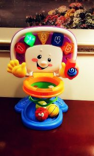 Fisher Price Laugh And Learn Basketball Activity Center