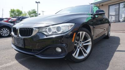 2015 BMW 4 Series 2dr Cpe 428i xDrive AWD SPORT (Black)