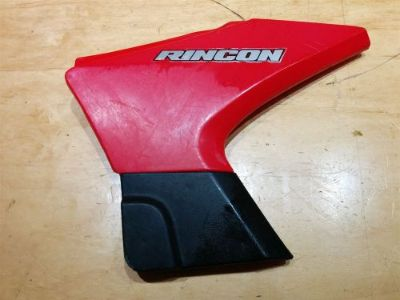 Purchase RINCON SIDE FENDER HONDA 650 motorcycle in Aurora, Illinois, United States, for US $25.00