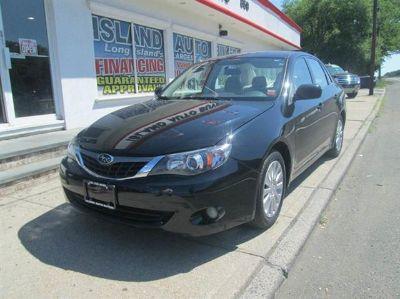 2009 Subaru Impreza 2.5i Premium (Black)