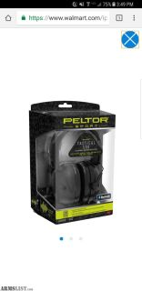 For Sale/Trade: Peltor tactical 500 ear pro