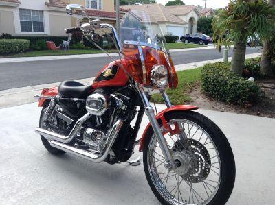 2007 Harley-Davidson SPORTSTER 1200 ANNIVERSARY EDITION