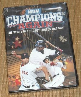 NEW Champions Again DVD The Story Of The Boston Red Sox NESN 2007