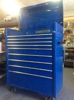 Matco Extra Large Tool BoxCart