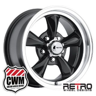 "Find New 15x7"" 15x8"" Ford Mustang Wheels Set - Black Mustang Rims fit Mustang 65-73 motorcycle in Grand Terrace, California, United States, for US $589.00"