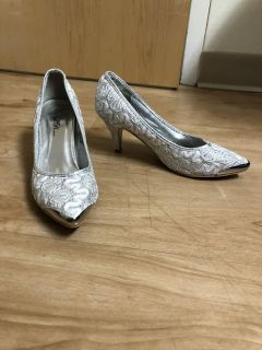 Low Heel Shoes Size 9