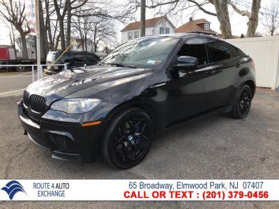 2013 BMW X6 M Base (Black Sapphire Metallic)