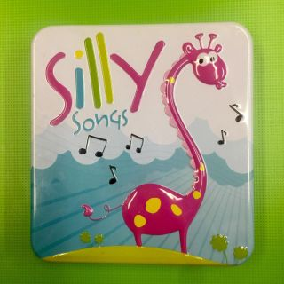 Silly Songs. 3 Disk.