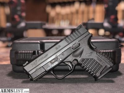 For Sale: SPRINGFIELD XDS 3.3 .45ACP $399