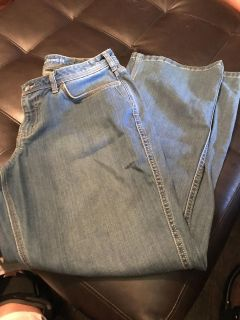 Carhartt relaxed fit jeans size 14 reg