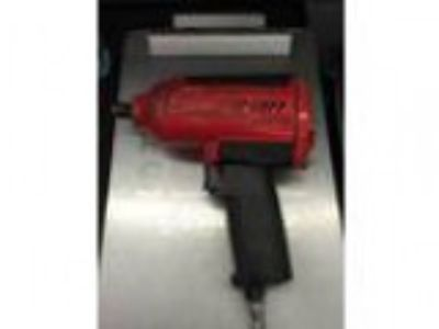 Snap On Red inch impact gun (Chelham Jenkintown)