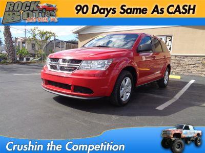 2013 Dodge Journey SE (Red)