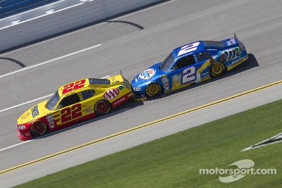 BOTH TEAM Road Course Penske Dodge 2011 NASCAR CUP CARS