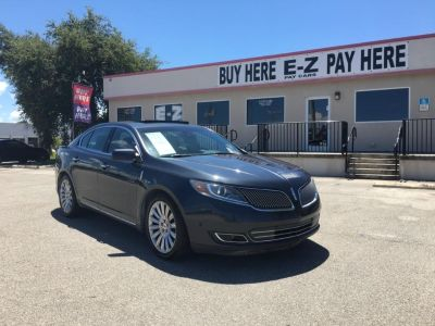 2013 Lincoln MKS Base (Grey)
