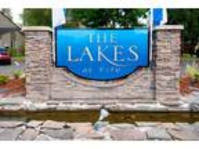 The Lakes - One BR, One BA