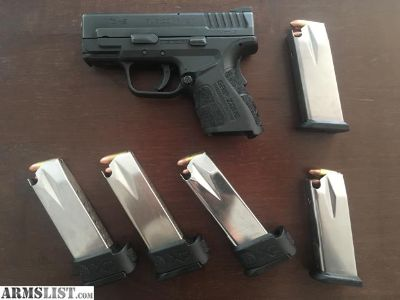 For Sale: SPRINGFIELD XD MOD 2 - 9MM