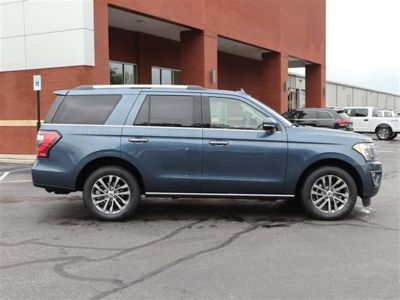 2018 Ford Expedition Limited 4x2 (Blue)