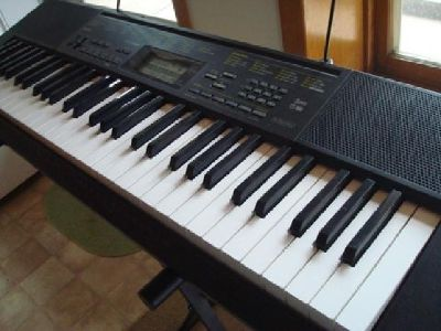 $65 OBO Casio Portable Keyboard (CTK2080)