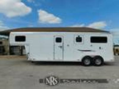 Patriot 2 1 Horse Gooseneck TrailerTrailers USA