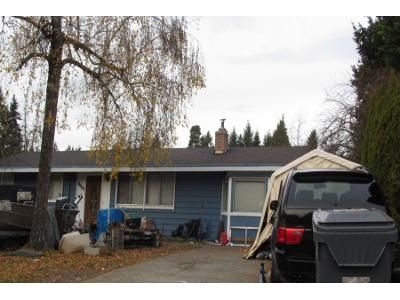 4 Bed 1 Bath Preforeclosure Property in Lakewood, WA 98498 - 107th St SW