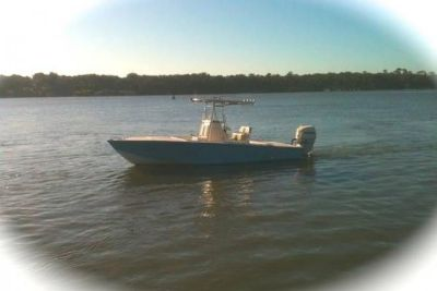 2006 Ugly Boat 24 Outcast
