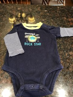 3 month onesie by carters