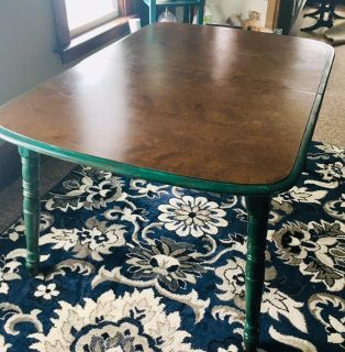 Custom Kitchen Table and chairs