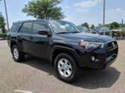 used 2017 Toyota 4Runner for sale.