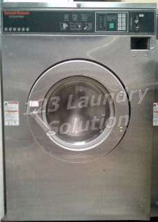 For Sale Speed Queen Commercial Front Load Washer 60LB 1/3PH SC60BCFXU6​0001 Used