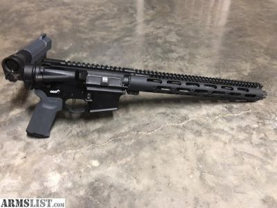 For Sale: Aero AR15 14.5' Upper
