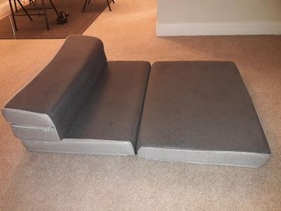 5in1 sofa cum bed with washable cover