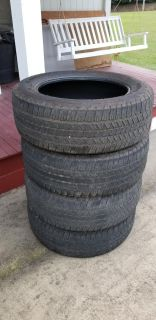 Use tires 275-55-r20