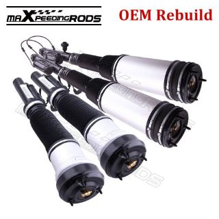 Sell for Mercedes S-Class W220 4PCS Front & Rear Suspension Air Spring Bag Struts motorcycle in San Leandro, California, United States