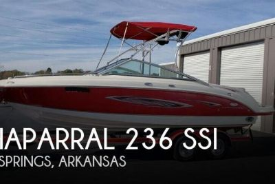 2006 Chaparral 236 SSI