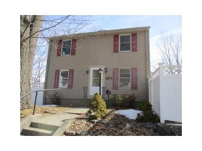 3 Bed 1.5 Bath Foreclosure Property in Worcester, MA 01602 - Mill St