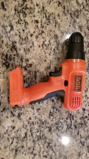 *New Black and Decker Drill LD120