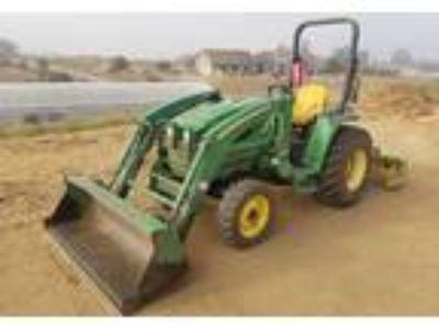 2006 John Deere 4310-Tractor Equipment in Temecula, CA