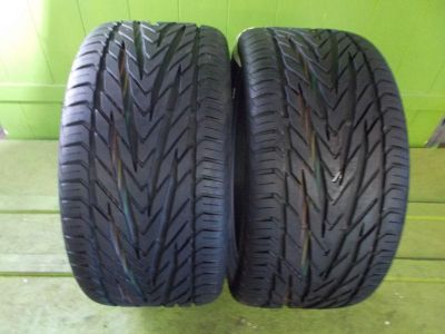 Sell PAIR OF GENERAL EXCLAIM UHP TIRES 275/30/19R 96W Tread 9/32 DOT ~FREE SHIPPING~ motorcycle in Cleveland, Ohio, US, for US $400.00
