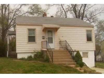2 Bed 1 Bath Foreclosure Property in Saint Louis, MO 63114 - Gerling Pl