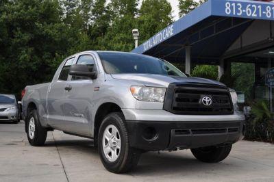2012 Toyota Tundra Grade (Silver)