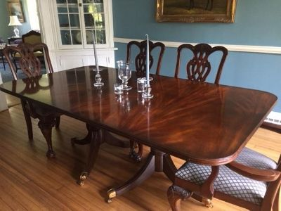 Lillian August Dining Room Table