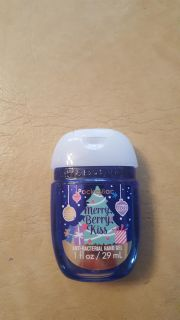 New Bath and Body Works Anti-bacterial Hand Gel