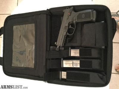 For Sale: FN FNX .45 Tactical