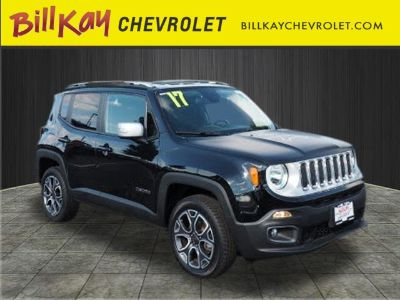 2017 Jeep Renegade Limited (Black)