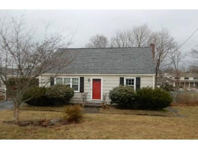 3 Bed 1 Bath Foreclosure Property in Vernon Rockville, CT 06066 - Bancroft Rd